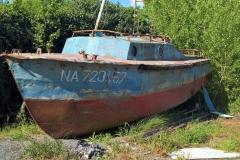 au repos Mr Papin a vendu le bateau en  2005 à Loire Pour Tous. Le bateau va partir en révision.